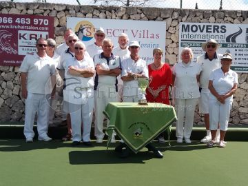 SELECT Villas and Javea Green Bowls Club