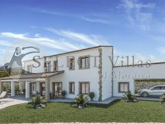 New Build - Villa - Benissa